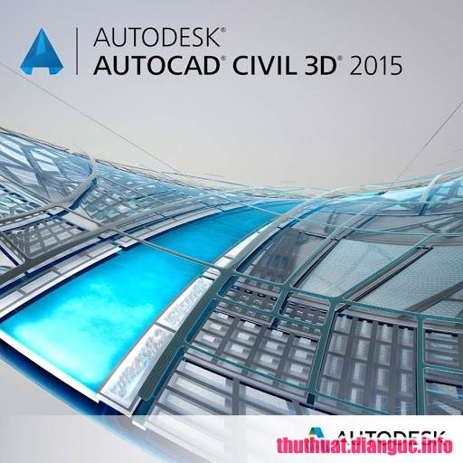 Download AutoCAD Civil 3D 2015 Full Cr@ck