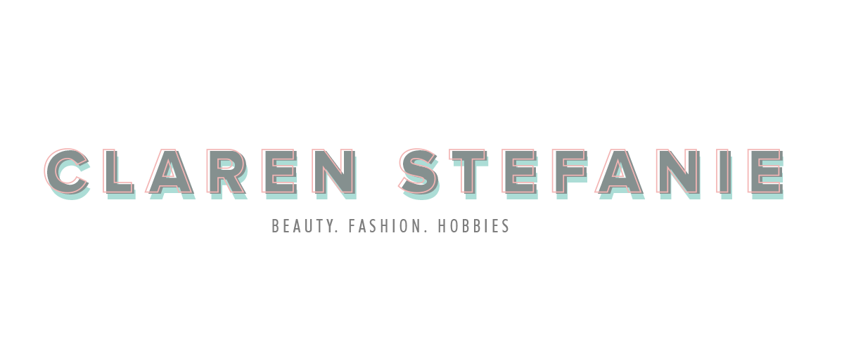 Claren Stefanie : Beauty, Lifestyle & Hobby Blog