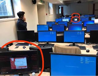 virus informático ransomware