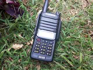 Baofeng UV-XR 10W Dual Band UHF VHF Waterproof IP67 Certified