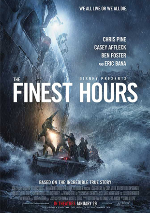 The Finest Hours 2016 BRRip 720p Dual Audio In Hindi English