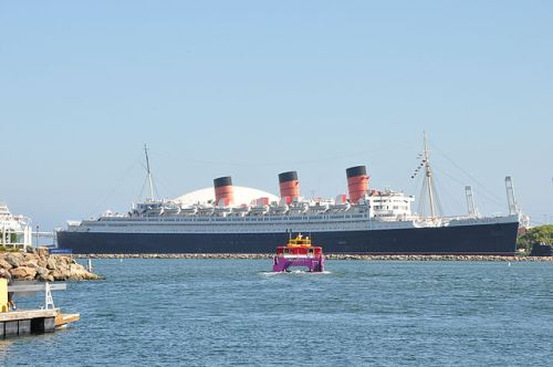 hoteles embrujados Queen Mary