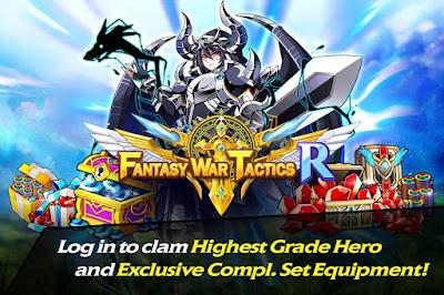 Fantasy War Tactics R Apk 0.542.2 Free Android