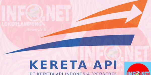 Rekrutmen Eksternal Tingkat SLTA PT. Kereta Api Indonesia Persero