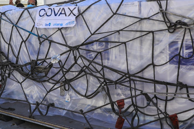 Johnny Plate Sebut Covax Facility Donasi 1,14 Juta Vaksin Pfizer ke Indonesia.lelemuku.com.jpg
