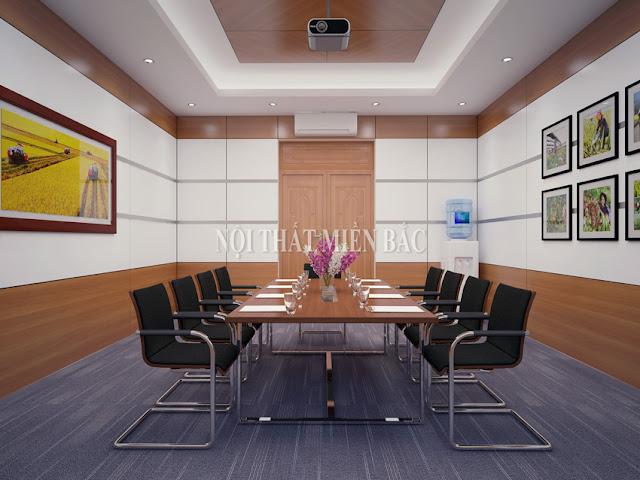 Tư vấn thiết kế phòng họp đảm bảo sự đồng bộ