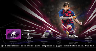 eFootball PES 2020 PS2 Axel CM Season 2019/2020