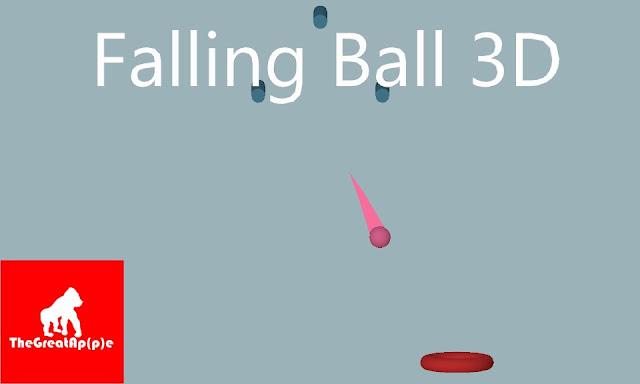 Falling Ball 3D: Ένα Ελληνικό Mobile Game που δεν πρέπει να χάσεις