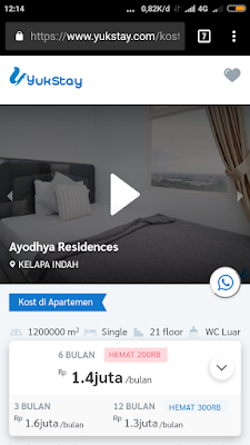 Co-living yukstay