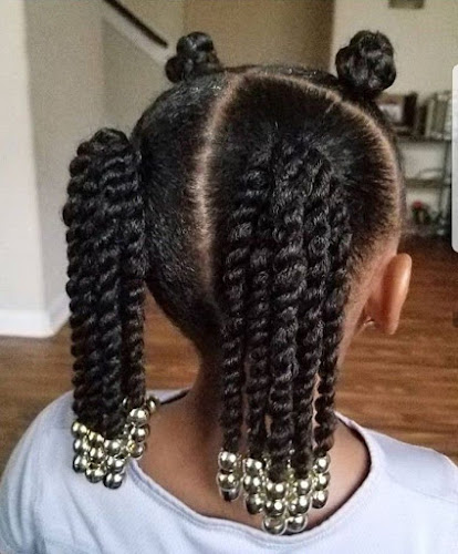Braided hairstyle Black Girls Hairstyles for School