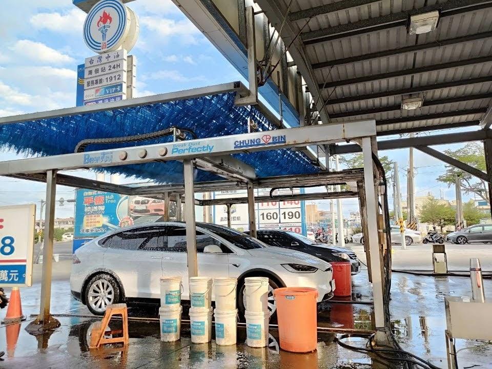 梅雨鋒面通過|台南三座水庫都有進帳|6/1起解除加油站及洗車業者停止供水