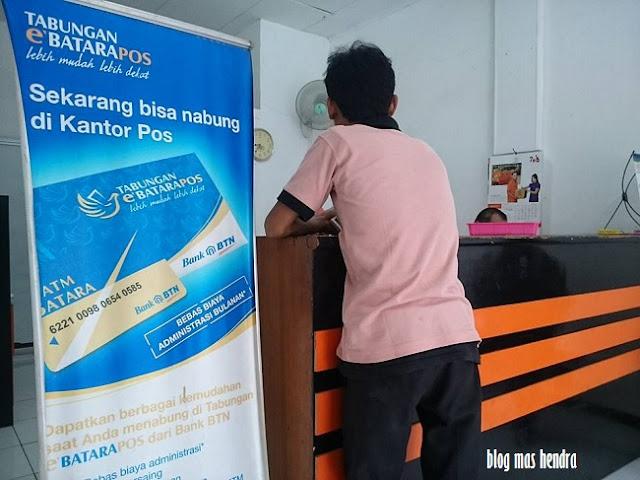 Kantor Pos Daerah Gelagah, Cirendeu - Blog Mas Hendra