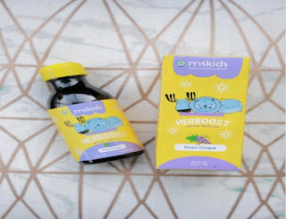 manfaat dan kegunaan msglow kids herboost untuk kesehatan anak
