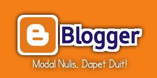 Blogger - bisnis online tanpa modal