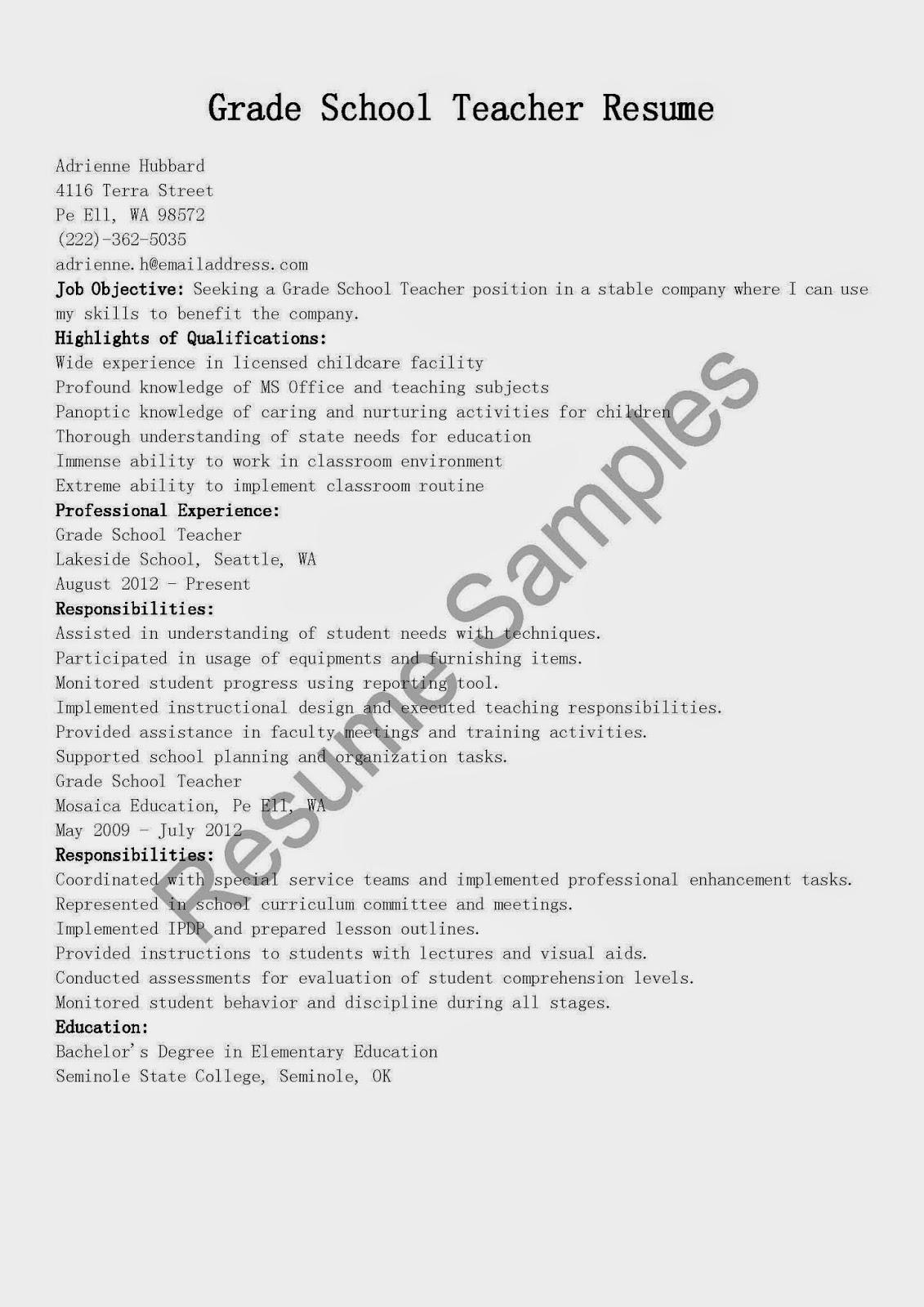 100+ Subway Resume - Download Job Description Sample Resume ...