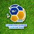 Чемпионат по футболу среди профи турбизнеса. День второй