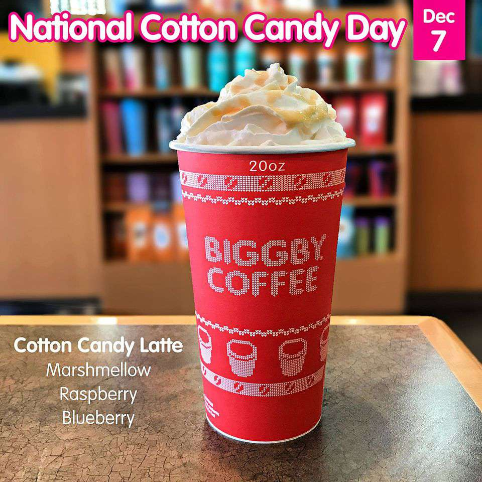 National Cotton Candy Day Wishes for Instagram