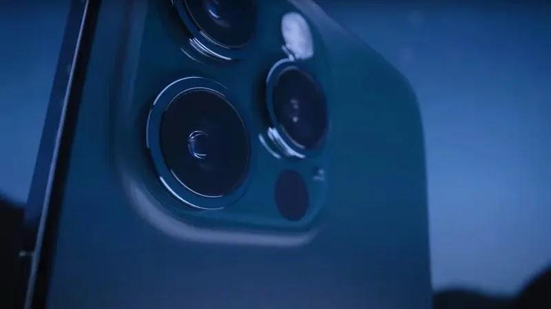 كاميرا خرافية في Iphone 13
