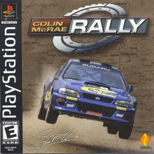 Baixar Colin McRae Rally (1998) PS1 Torrent