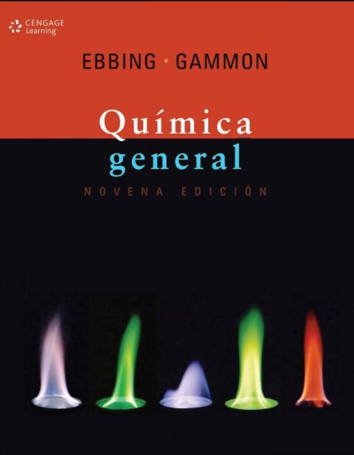 Química General Ebbing y Gammon 9ed en pdf