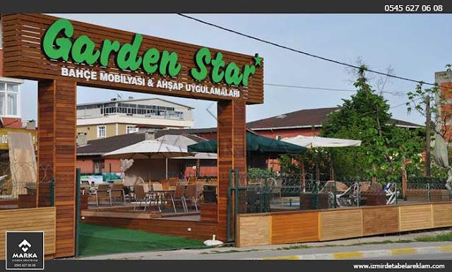 İzmirde Tabela Reklam ve Kutu Harf İmalatı