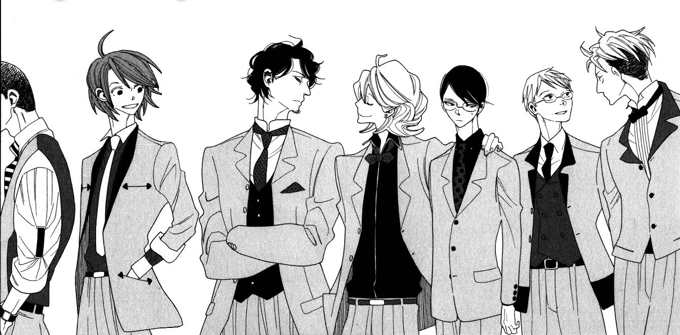 o.b., manga, wanego, jednotomówka waneko, Asumiko Nakamura, recenzja