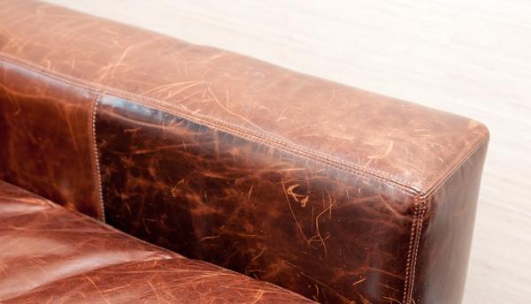 Heygreenie Rh Maxwell Leather Sleeper La Sold