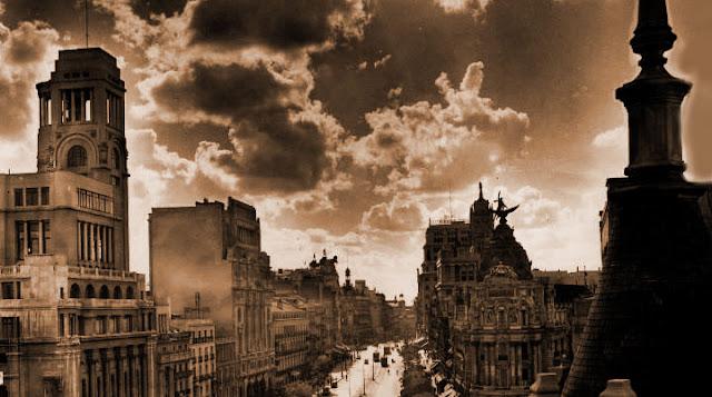 El Alquimista | Balada de los caídos | El mundo de fantasía noir de D. D. Puche
