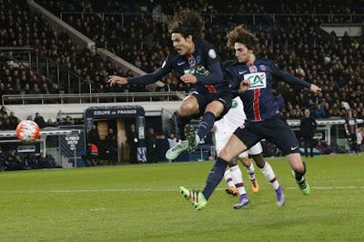 مشاهدة مباراة باريس سان جيرمان وانتر ميلان