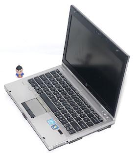 Laptop HP eliteBook 2560p Core i7 Bekas