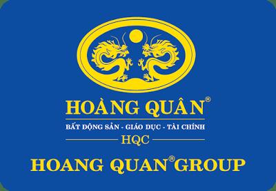 Logo của Hoàng Quân Group