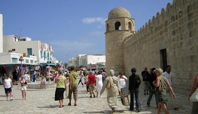 أهم المدن التونسية - بحث لسنة الخامسة أساسي / ابتدائي