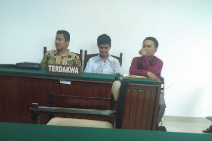 Sidang di Pengadilan Negeri Purwakarta Pada Kamis, 28 November 2019