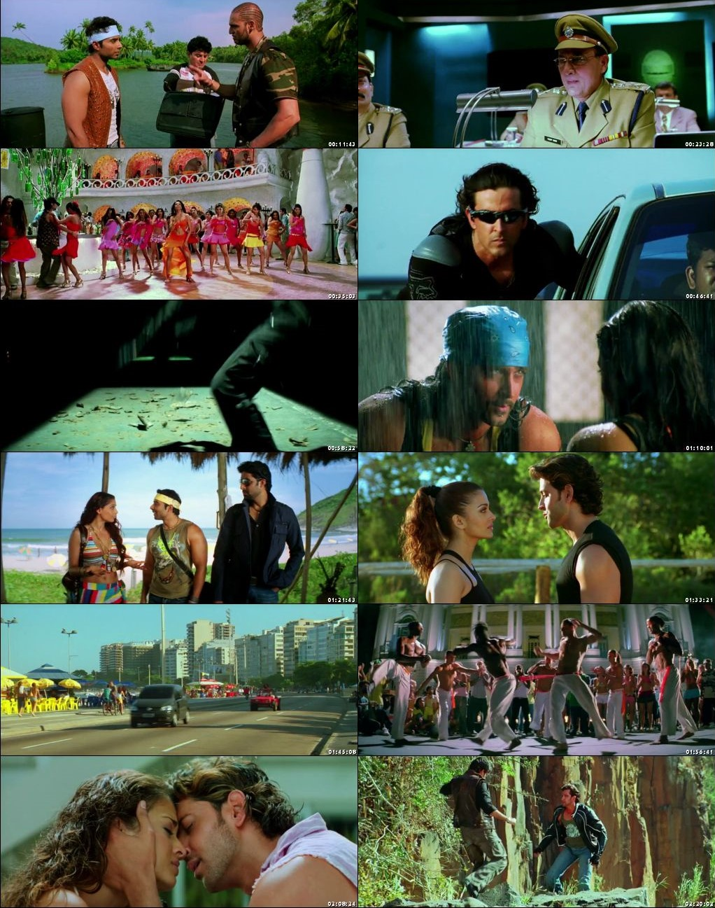 Dhoom 2 2006 Full Hindi Movie Online Watch