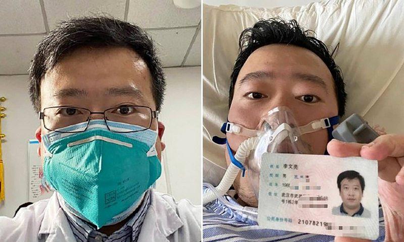 Muere médico chino que advirtió sobre el coronavirus