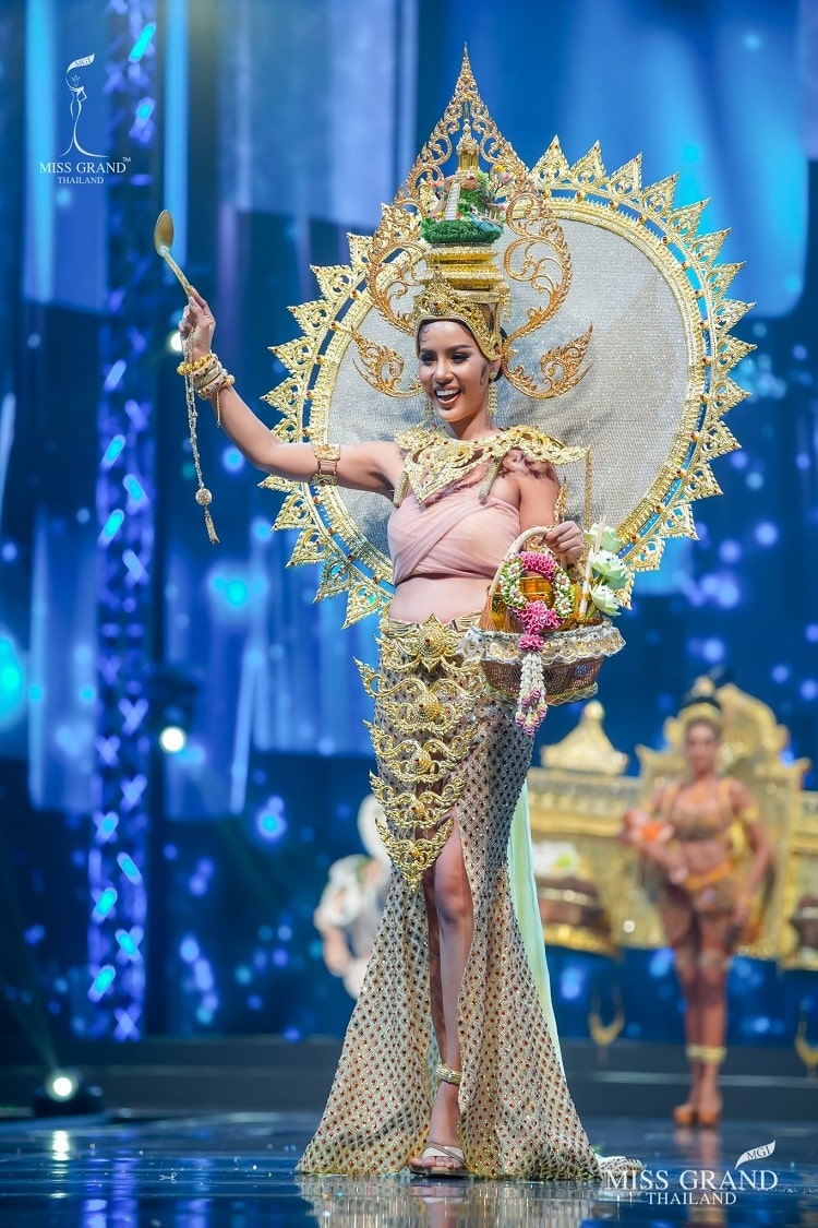 Thailand National Costumes - Miss Grand Thailand National 2020