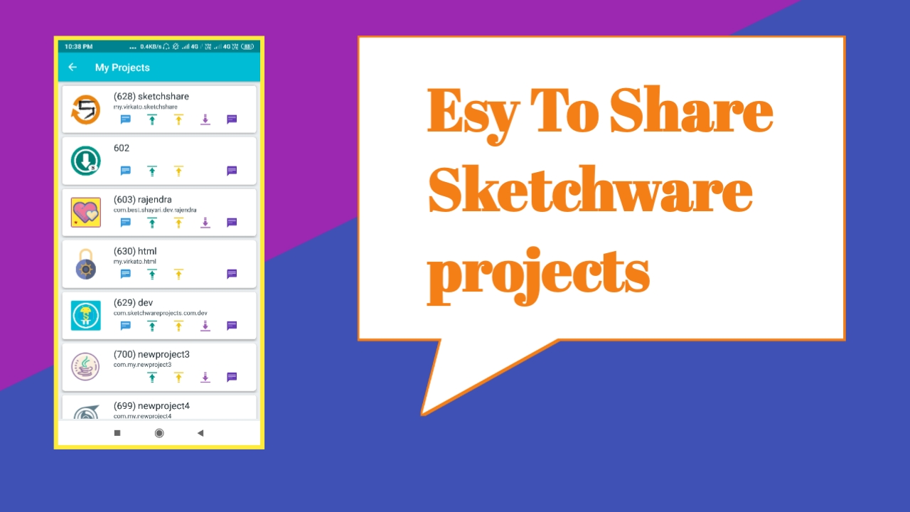 What Is SketchWare Projects App And How To Use SketchProject