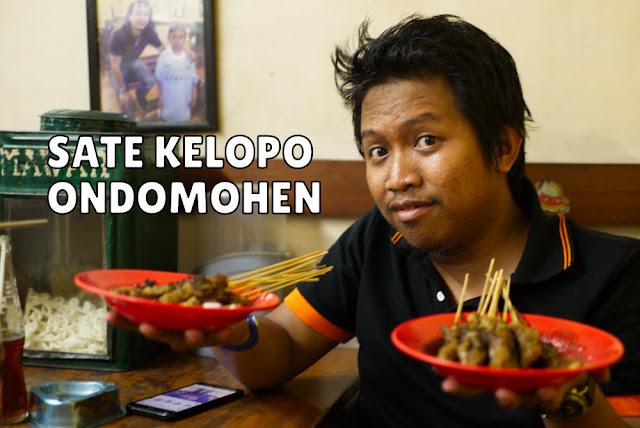 Sate Kelopo Ondomohen
