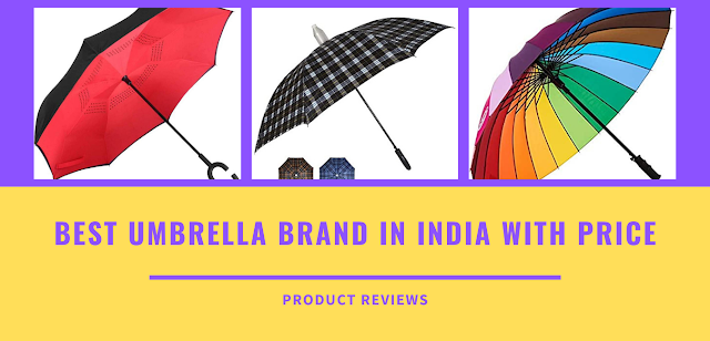 Best Umbrella Brand In India With Price Buy Online On Amazon - Best Quality Umbrella For Men And Women For Rainy Season