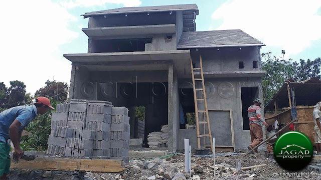 2 Unit Rumah Baru jalan Wates Km 9