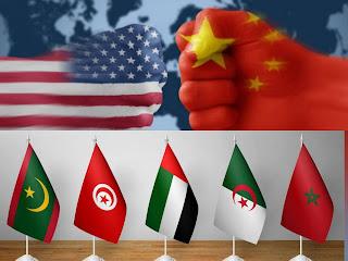 دراسة: الرأي العام المغاربي يميل نحو الصين على حساب الولايات المتحدة