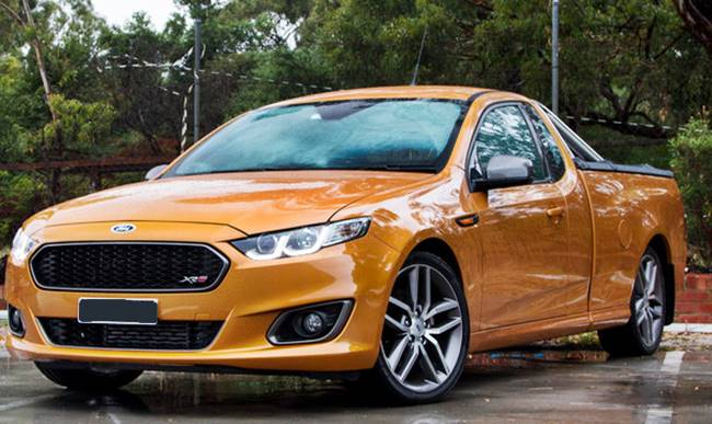 2017 Ford Falcon XR6 Turbo Review