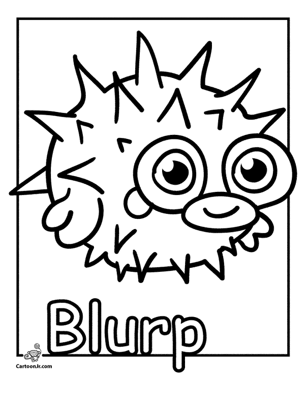 pooky coloring pages-#32