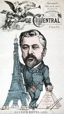 Autor desconhecido - Matéria Torre Eiffel - BLOG LUGARES DE MEMÓRIA