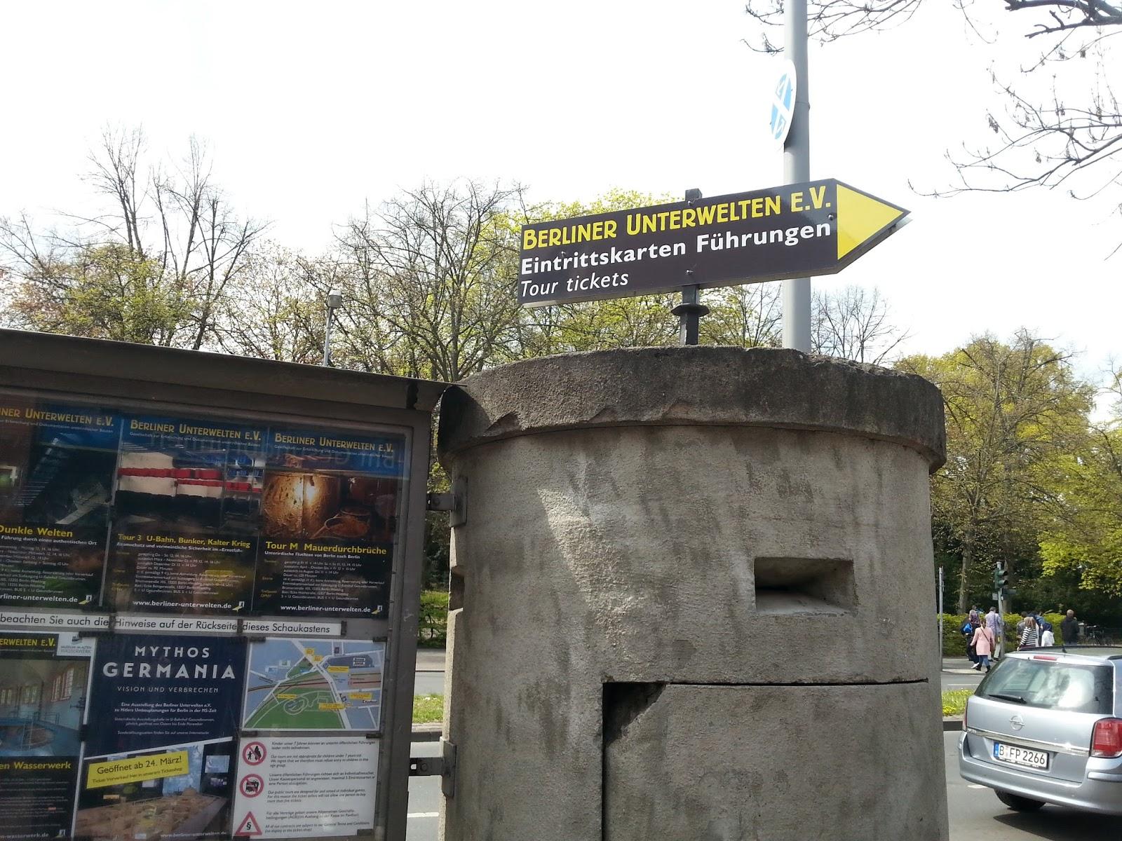 Berlin Days Ausflug In Den Berliner Untergrund