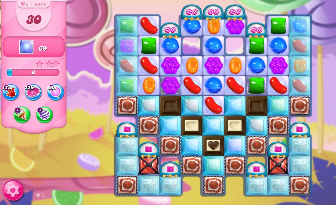 Candy Crush Saga level 6979