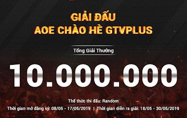 [AoE] Giải đấu AoE Chào Hè GTV Plus chính thức bước vào vòng tứ kết