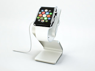 HEDock Apple Watch Dock Minimalist, Modern & Made to Hold the Apple Watch with Care
