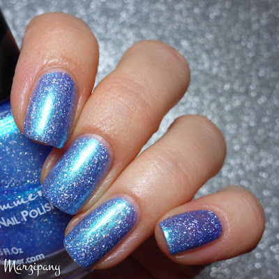 Polish Con Holo Blue