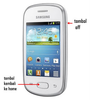 Cara Screen Capture Pada Handphone Android